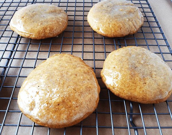 Maple Walnut Cookies