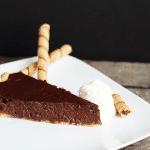 Chocolate Caramel Tart - Daring Baker