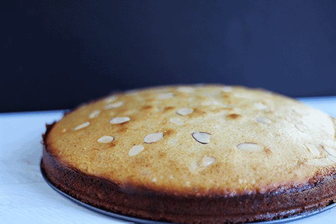 Mawa Cake - The Daring Bakers Challenge