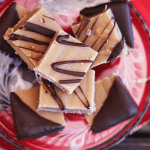 Peanut Butter Fudge - quick 4 ingredient fudge for the peanut butter lovers out there!