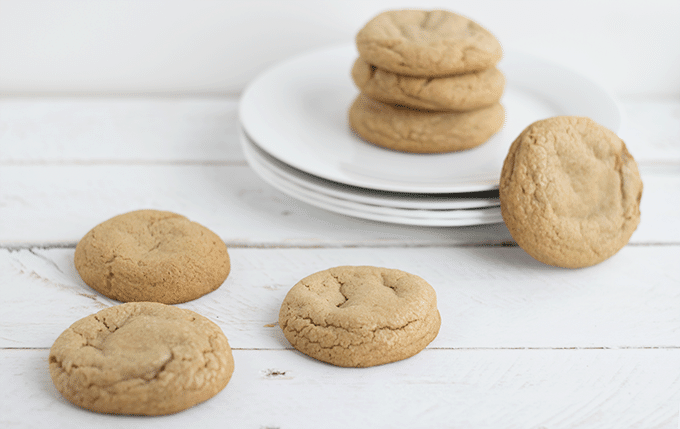 Maple Brown Sugar Cookie
