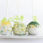 Chocolate Chip Menthe Cake Pops