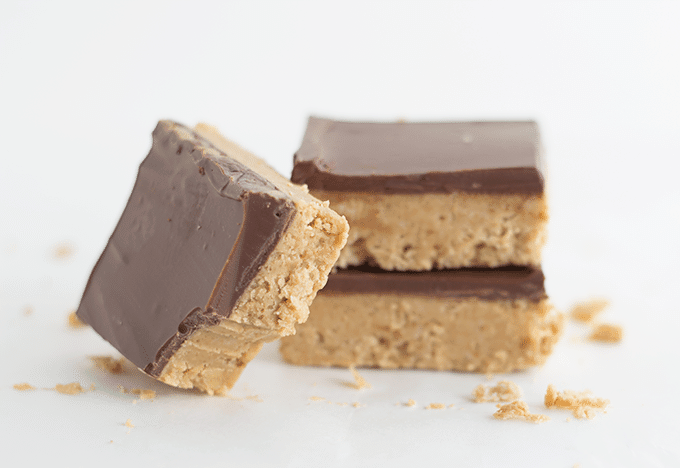 Gram's Peanut Butter Bars