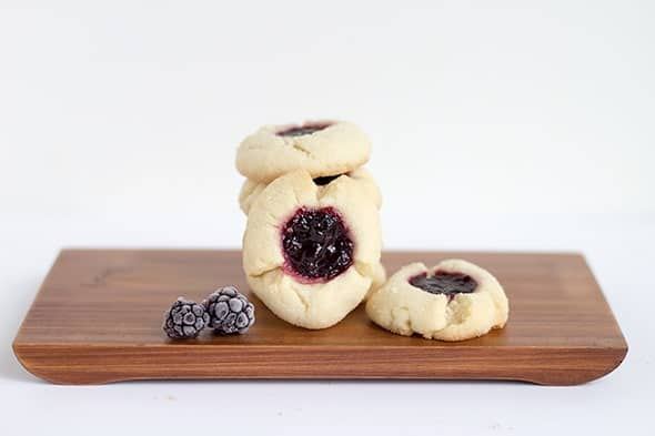 Blackberry Thumbprints