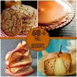 60+ Fall Dessert Roundup