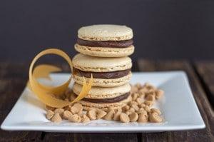 Peanut Butter with Chocolate PB Ganache #PBBash