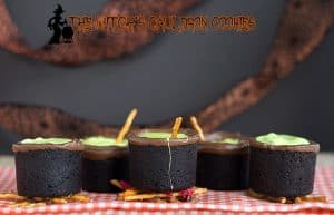 The Witch's Cauldron Cookies