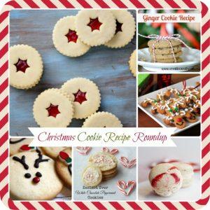35+ Christmas Cookie Recipe Roundup