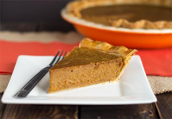 Peanut Butter Pumpkin Pie #peanutbutterbash