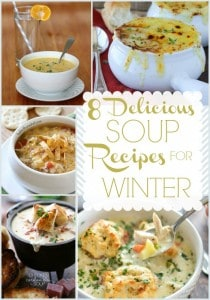 8 Delicious Soup Recipes for Winter