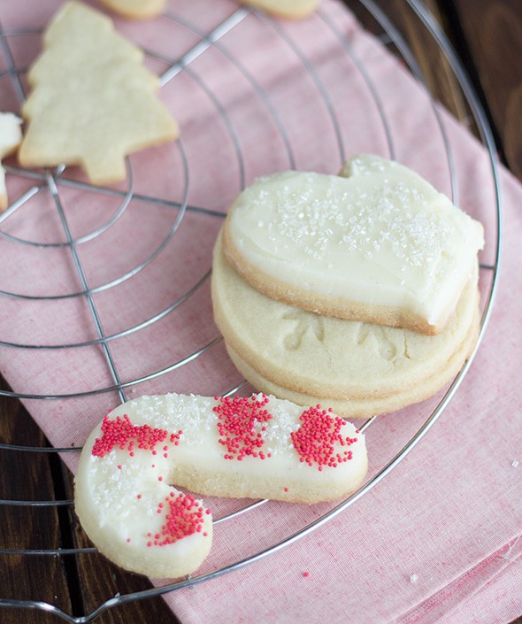 The Perfect Cut-out Sugar Cookes