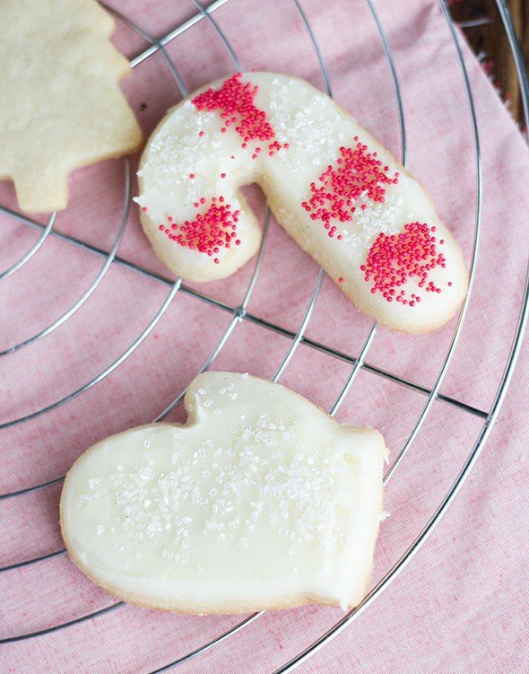 The Perfect Cut-out Sugar Cookies
