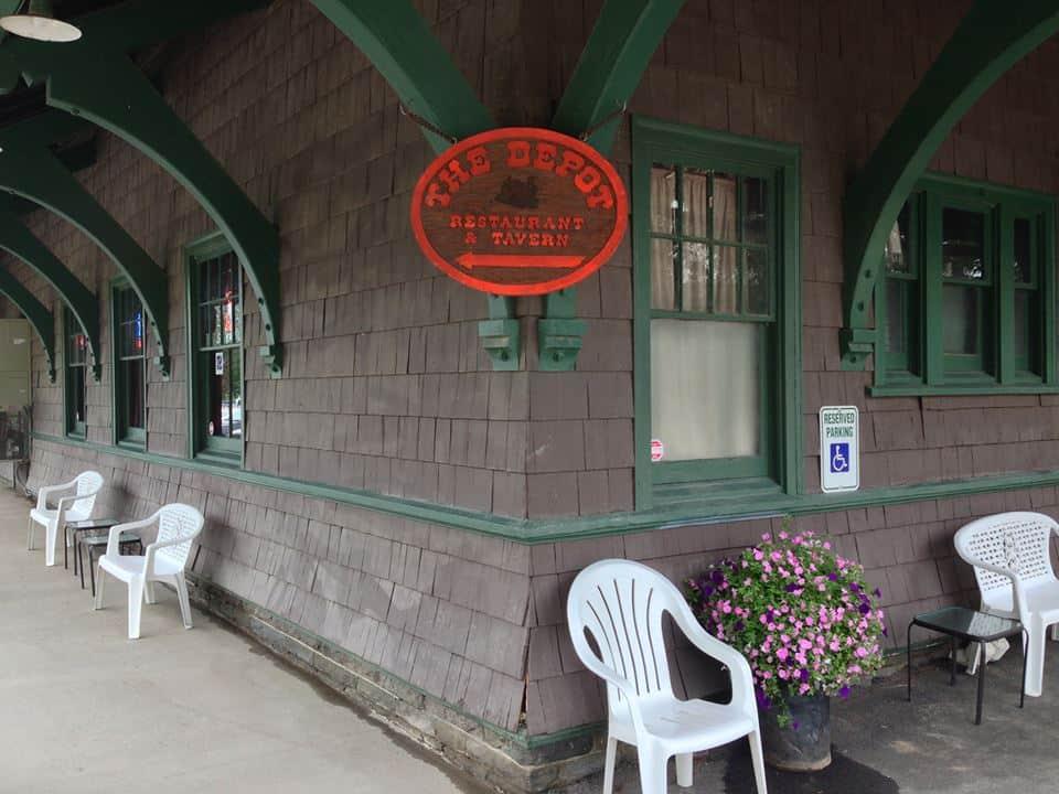 The Depot Restaurant Oneonta NY
