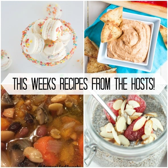 Recipes From The Hosts!