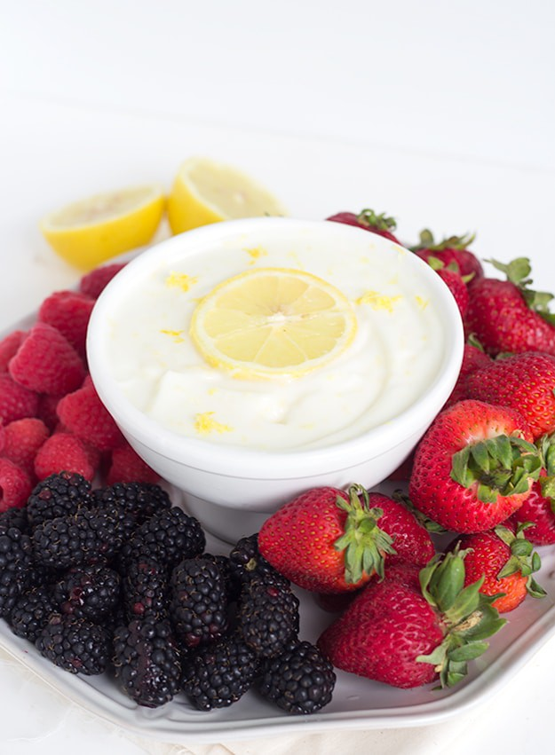 easy healthy fruit dip are all fruits healthy