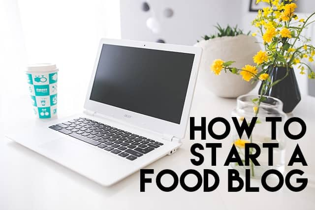 Learn how to start a food blog with Cookie Dough and Oven Mitt!