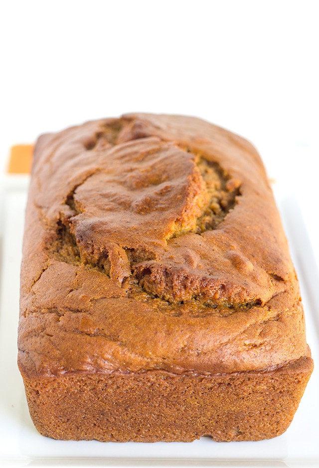 Pumpkin Bread Stuffed With Cookie Dough Recipes — Dishmaps