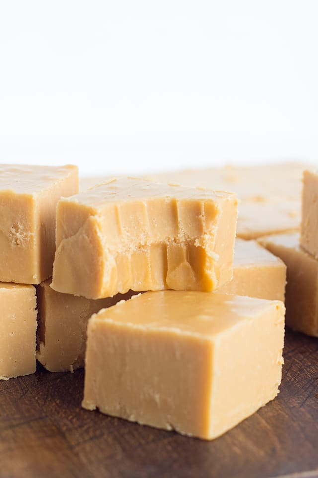 Harry Potter's Butterbeer Fudge