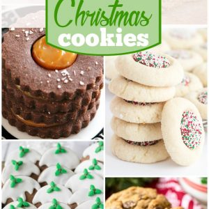 25 Christmas Cookies that are perfect for Christmas in July!