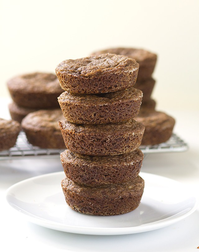 Double Ginger Molasses Cookies - For all of the ginger lovers! These ...