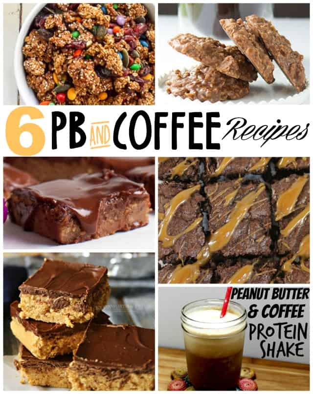 6 amazing peanut butter coffee recipes to get you pumped up!